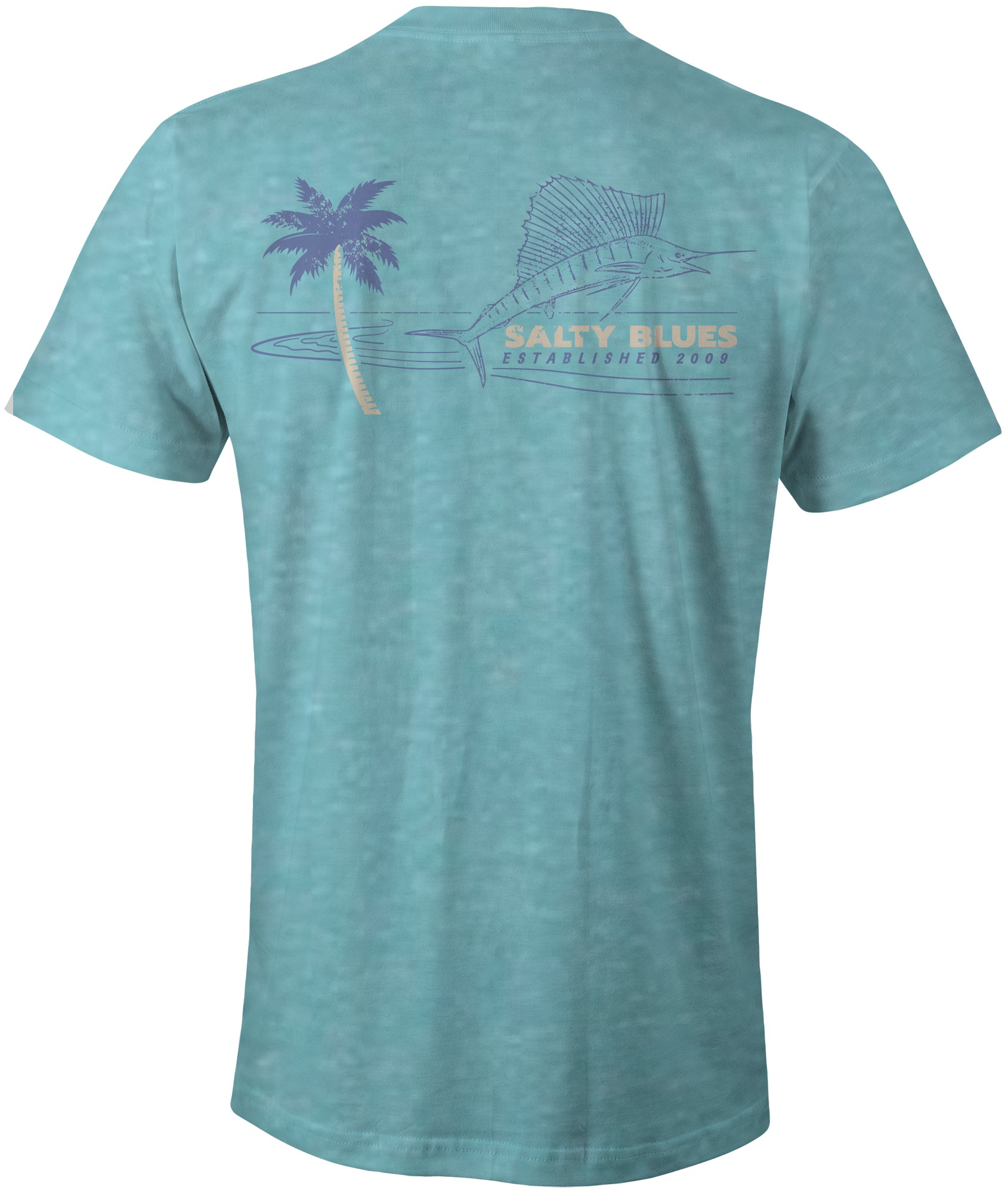 Sailfish - T-Shirt - Latitudes & Attitudes LLC