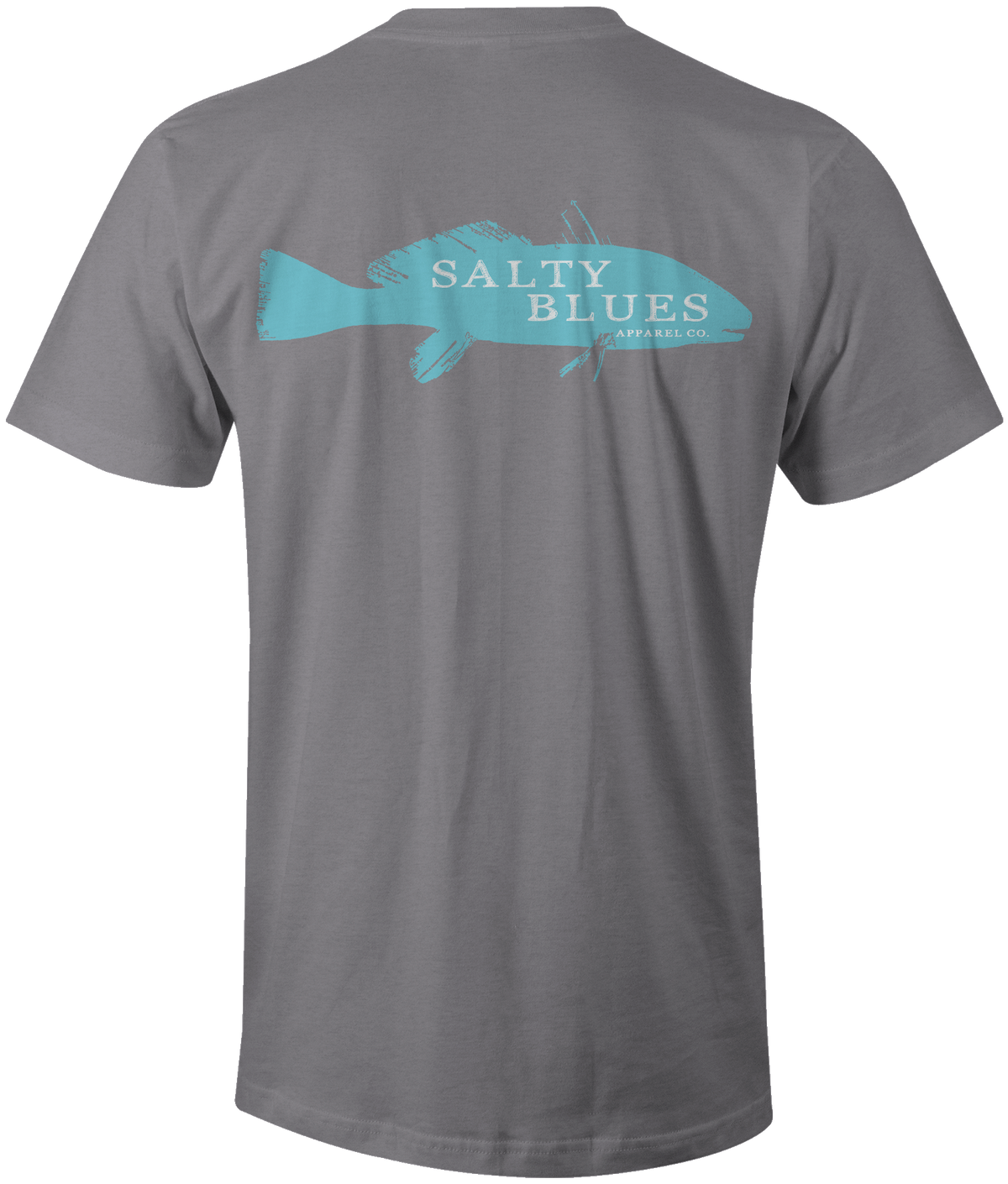 Redfish - T-Shirt - Latitudes & Attitudes LLC
