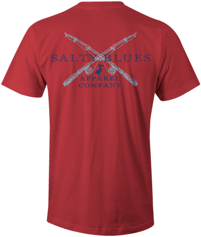 Reels Up - T-Shirt - Latitudes & Attitudes LLC
