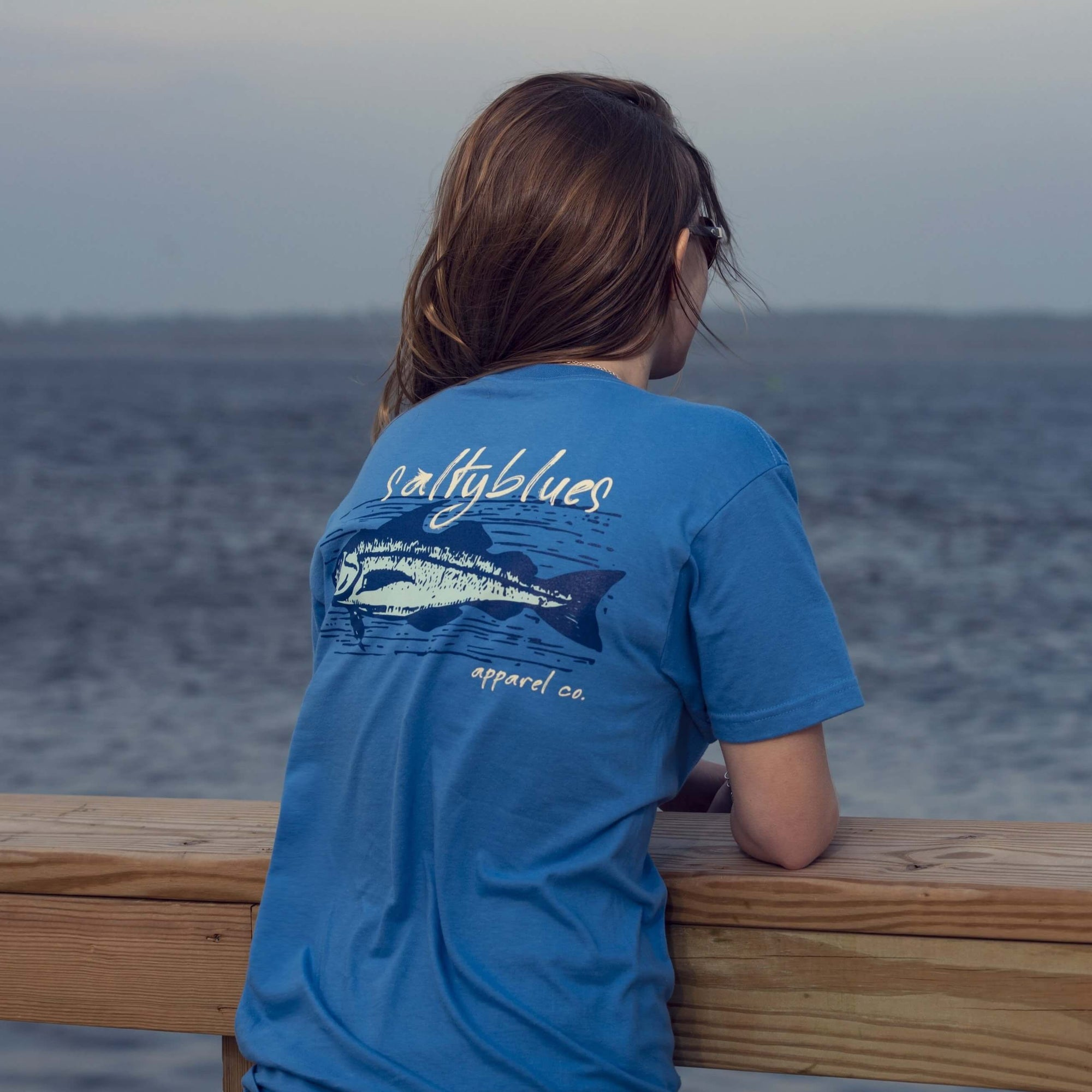 Upstream - T-Shirt - Latitudes & Attitudes LLC