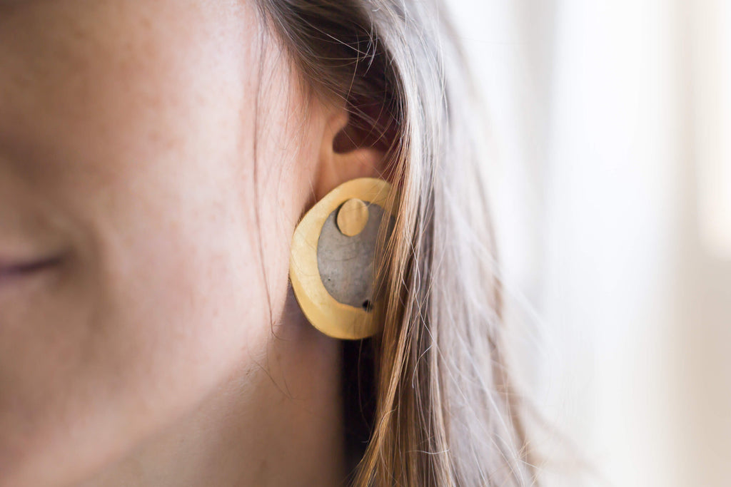 'Lune' Earrings