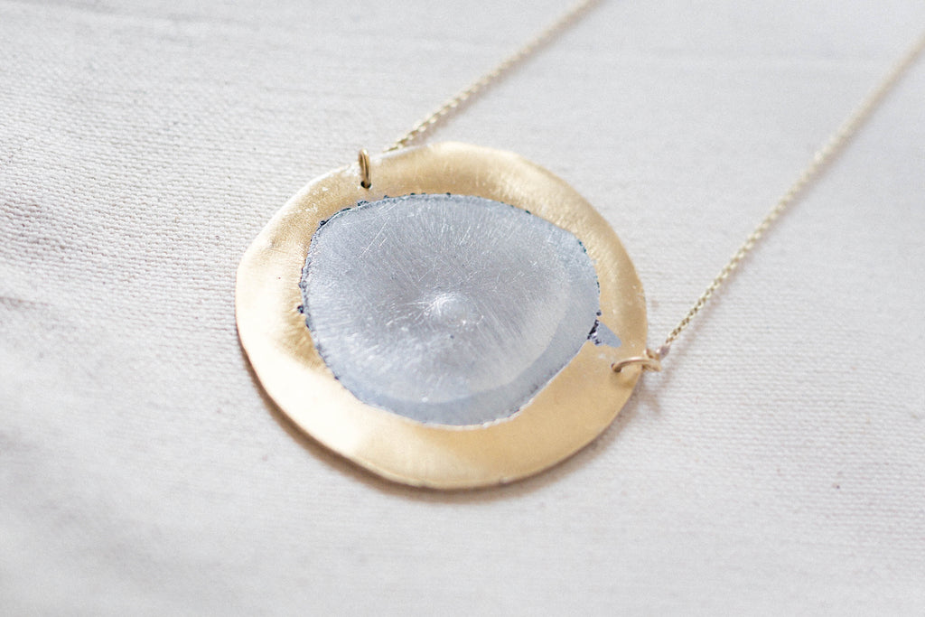 'Moon' Necklace