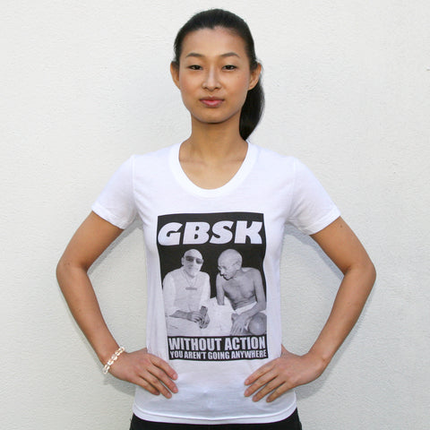 ACTION ~ 50/50 Tシャツ