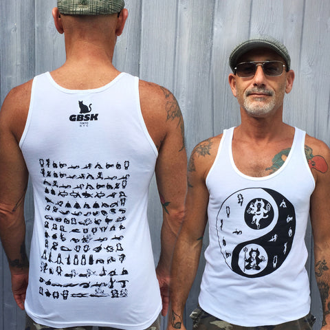 HACHINYANDA ~  50/50  MENS TANK