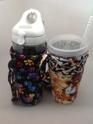 Insulated Sleeve for 24oz Drink Holder