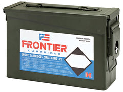Frontier 223 Rem 55 Gr Hornady FMJ 500 ct. Ammo Can