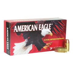 Federal American Eagle 357 Sig 125 Gr FMJ 50 Rnd Box