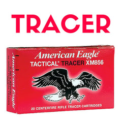 Federal Tactical TRACER XM856 5.56 NATO FMJ 64 Gr 20 Rnd Box