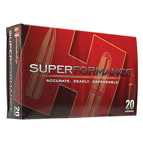 Hornady Superformance 300 Savage SST 150 GR 20 Rnd Box