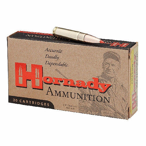 Hornady Custom A-Max 300 Blackout Whisper 208 Gr AMAX 20 Rnd Box