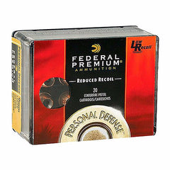 Federal Premium Hydra-Shok 9MM 135 Gr JHP 20 Rnd Box