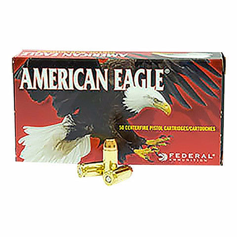 Federal American Eagle 40 S&W 180 Gr FMJ 50 Rnd Box