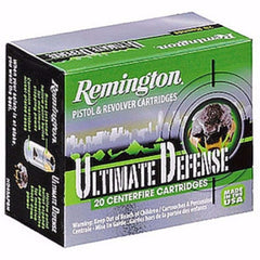 Remington Ultimate Defense Compact 45 Auto 230 Gr BJHP 20 Rnd Box