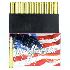 Hornady American Whitetail 270 Win 130 Gr 20 Round Box