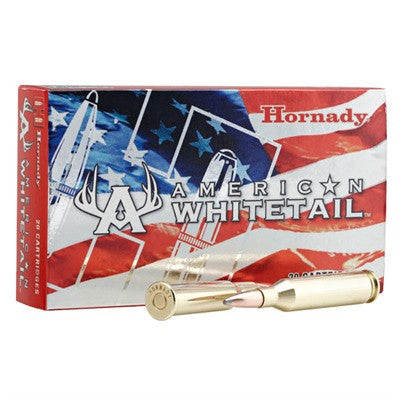 Hornady American Whitetail 25-06 Remington 117GR SP 20 Rnd Box