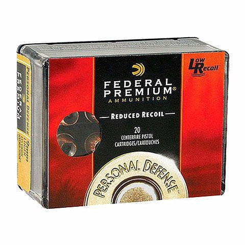 Federal Premium 357 Remington Mag Hydra-Shok JHP 130 GR 20 Round Box PD357HS2H
