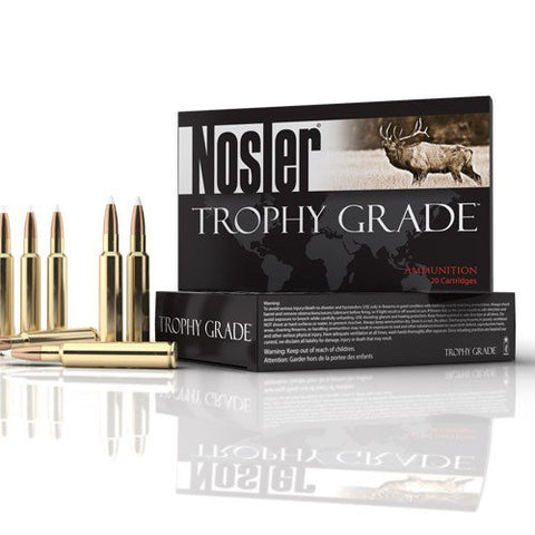 NOSLER 300 SAUM 165 GR Partition (20)