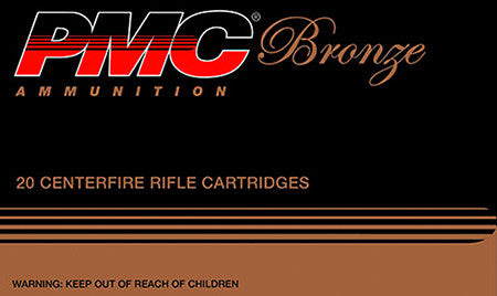 PMC Bronze 38 Special 132 Gr Full Metal Jacket 50 Round Box