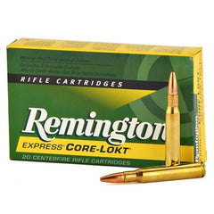 Remington Core-Lokt 30-06 150gr Pointed Soft Point 20 Rnd Box