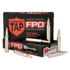 Hornady Personal Defense 223 Rem/5.56 NATO 55GR TAP-FPD 20 Rnd Box