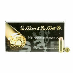 Sellier & Bellot 10mm 180 GR Full Metal Jacket 50 Rnd Box