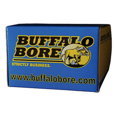 Buffalo Bore Ammunition 24B/20 9mm Luger +P+ JHP 124GR 20 Rnd Box