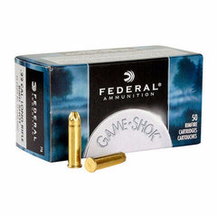 Federal Shot Shell 716 Game-Shok 22lr #12 Shot 25 GR 50 Rnd Box