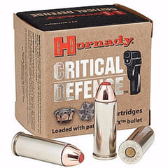 Hornady Critical Defense 45 ACP 185 Gr Flex Tip HP 20 Rnd Box