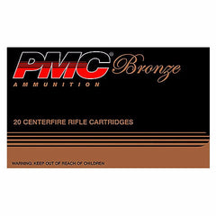PMC Bronze 7.62x39 Full Metal Jacket 123 Gr 20 Rnd Box