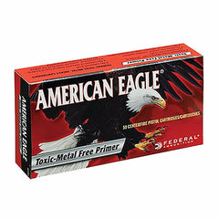Federal American Eagle 9MM 115 Gr FMJ 50 Rnd Box