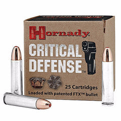 Hornady Critical Defense 30 Carbine 110 Gr. 25 Rnd Box