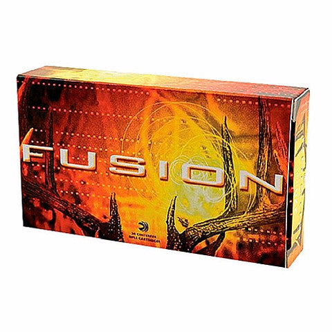Federal Fusion 22-250 Rem. 55 Gr 20 Rnd Box