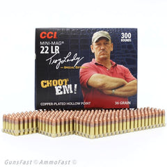 CCI Mini Mag 22LR Troy Landry Choot Em CC HP 36 Gr 300 Rnd Box