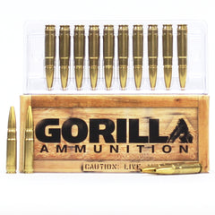 GORILLA 300 AAC BLACKOUT 147 GR FMJ 20 Round Box