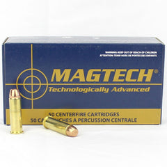 Magtech 38 Special 125 Grain Flat Full Metal Jacket 50 Pack