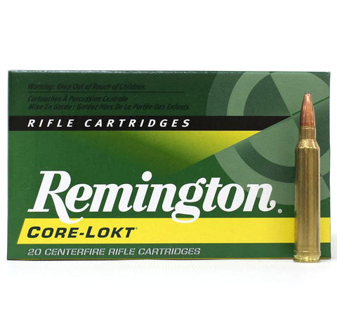 Remington Core Lokt 300 Win Mag 150 Gr PSP 20 Round Box