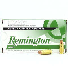 Remington Ammunition UMC 357 Sig 125 GR 50 Pack L357S1