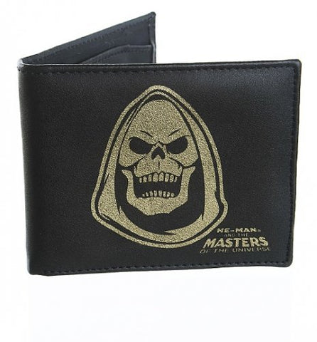 MASTERS OF THE UNIVERSE (MOTU): SKELETOR FAUX LEATHER WALLET