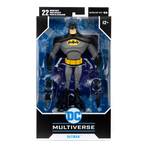 "BATMAN THE ANIMATED SERIES DC MULTIVERSE 7"" McFARLANE ACTION FIGURE"