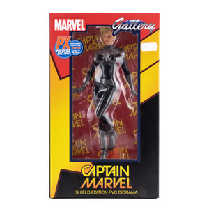 CAPTAIN MARVEL PREVIEWS EXCLUSIVE MARVEL GALLERY DIAMOND SELECT PVC STATUE
