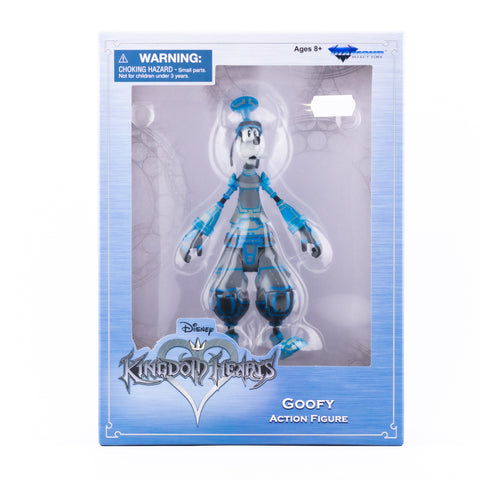 GOOFY TRON KINGDOM HEARTS DIAMOND SELECT ACTION FIGURE