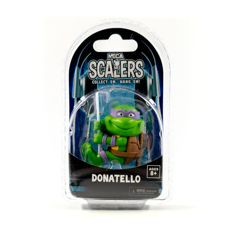 DONNATELLO TEENAGE MUTANT NINJA TURTLES NECA SCALERS