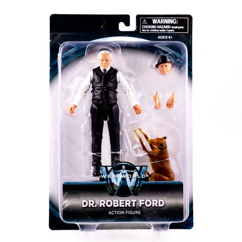 DR. ROBERT FORD WESTWORLD DIAMOND SELECT ACTION FIGURE