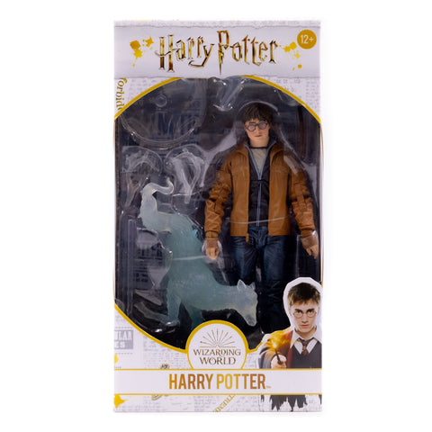 "HARRY POTTER WIZARDING WORLD 7"" McFARLANE ACTION FIGURE"
