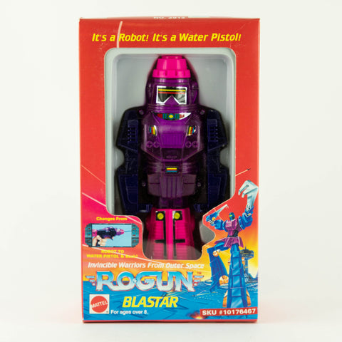 ROGUN / GO BOTS: BLASTAR  MATTEL ACTION FIGURE BNISB