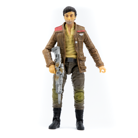 POE DAMERON STAR WARS BLACK SERIES HASBRO ACTION FIGURE
