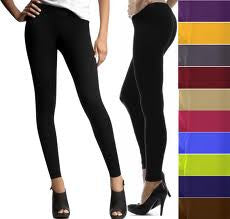 Seamless Leggings - Plus Sizes