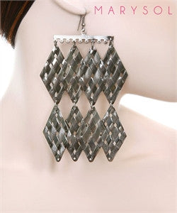 Mesh Earrings
