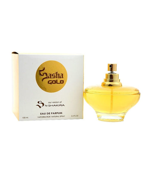 Sasha Gold Fragrance