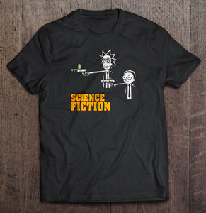 Science Fiction - T-shirt